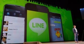 JAPAN-INTERNET-SNS-LINE