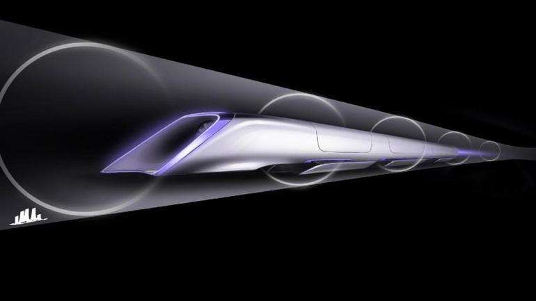 イーロン・マスクが考案、新幹線の4倍速新型移動手段Hyperloopとは