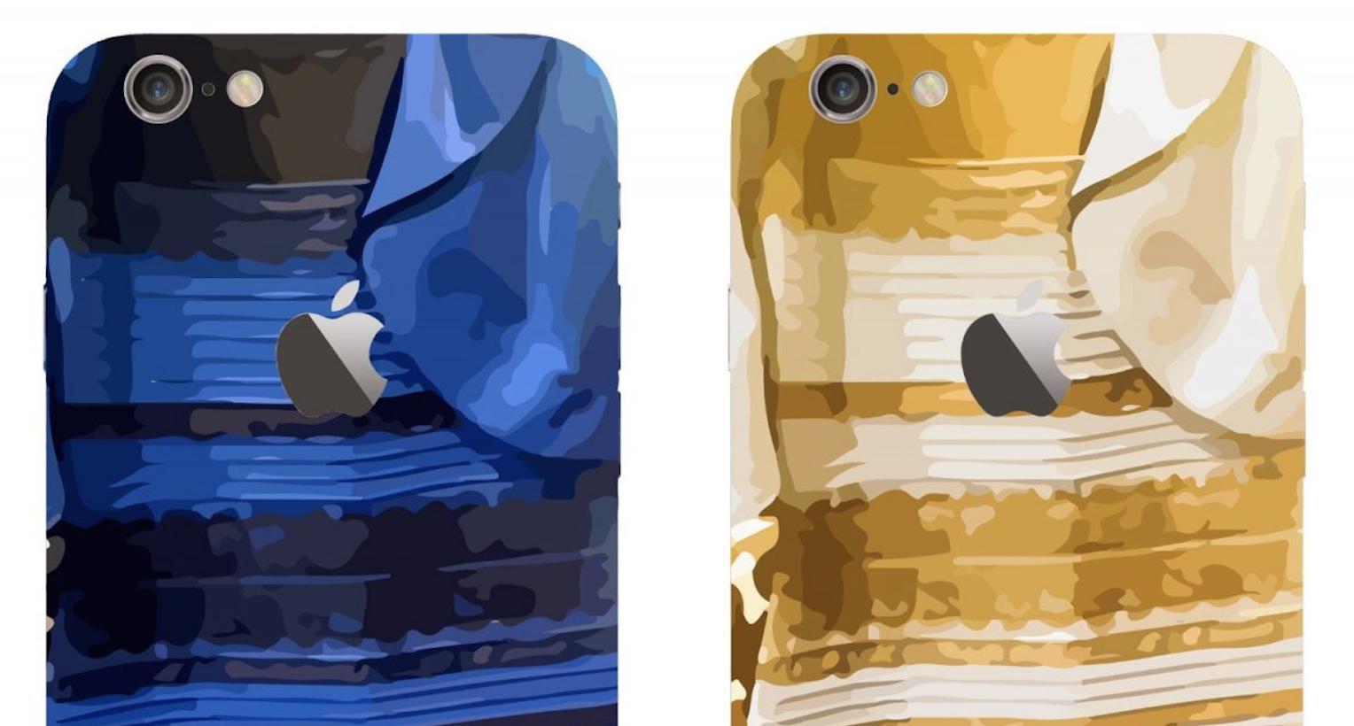 話題のドレスがついにiPhoneケースになって登場