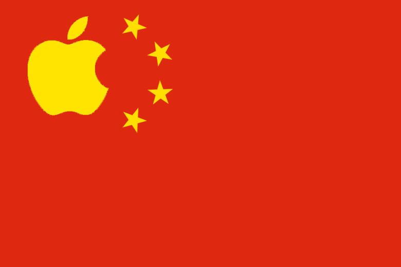 他の企業とは違う!?Appleの中国戦略