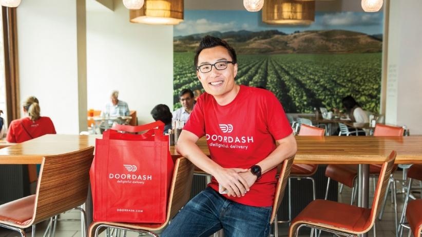 """飲食店デリバリーシステムの新モデル""""DoorDash"""""""
