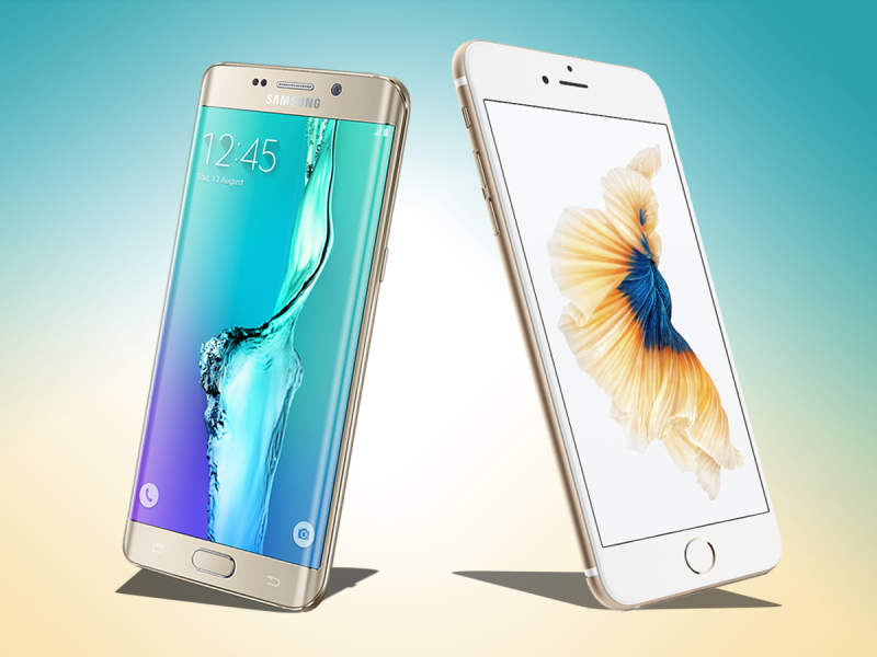 iPhone 6s Plusには出来て、Galaxy S6 edge+には出来ない6つのこと