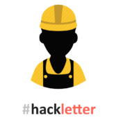 hackletter staff