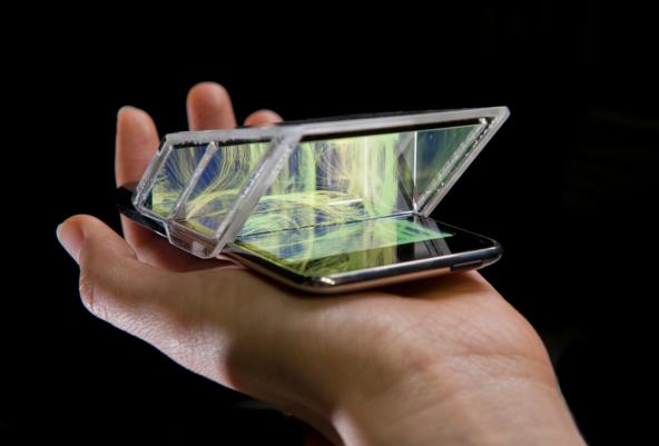 Apple、3D技術を応用した新iPhoneを発売か