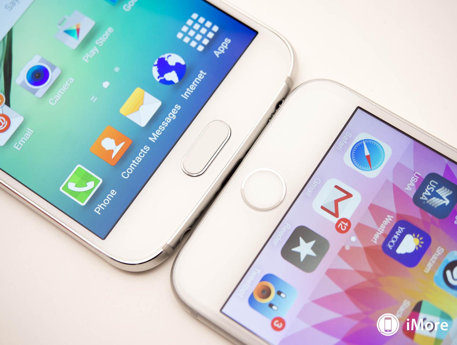 iPhone 6には出来て、サムスンGalaxy S6には出来ない4つのこと