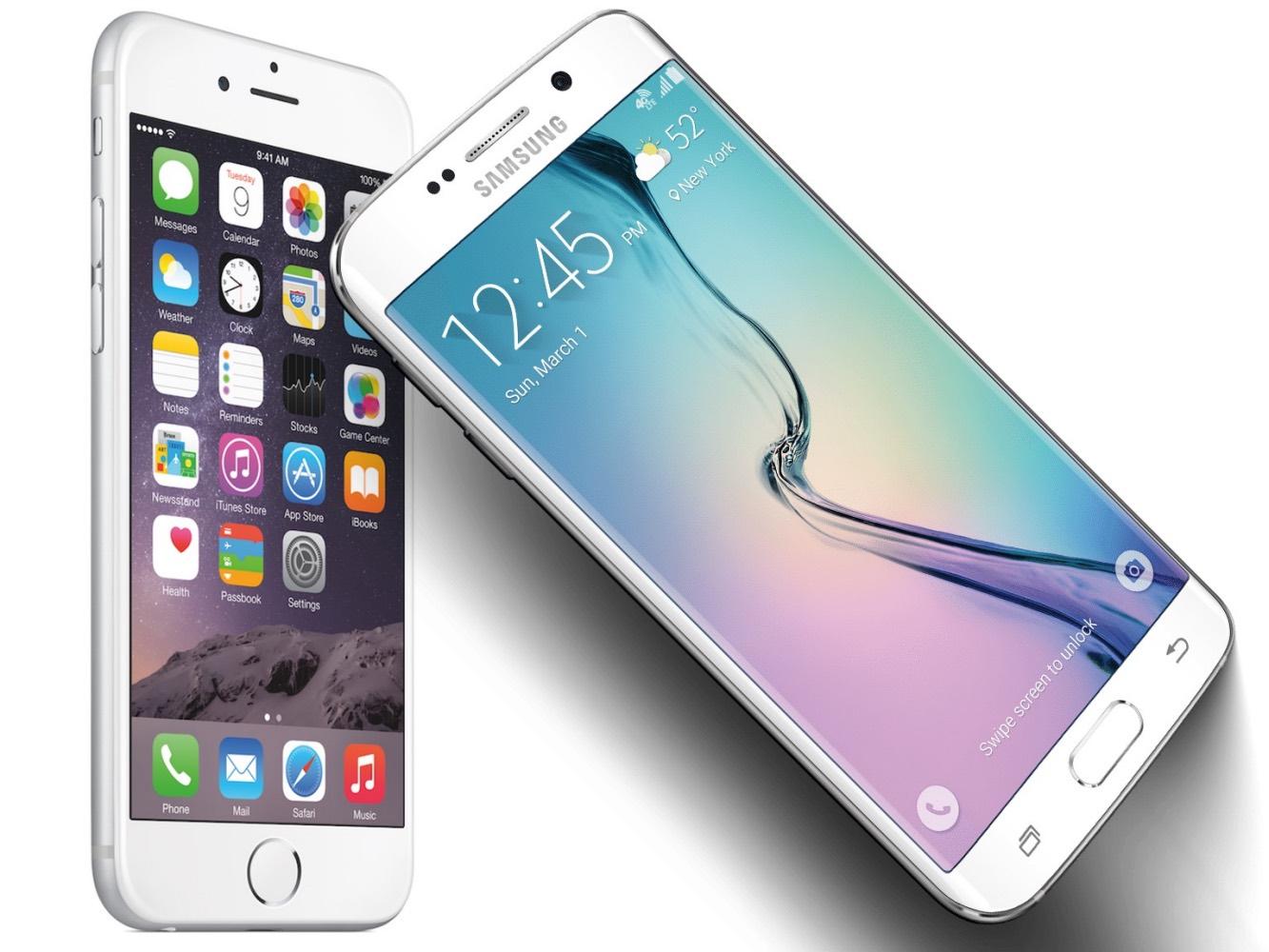 サムスンGalaxy S6には出来て、iPhone 6には出来ない6つのこと